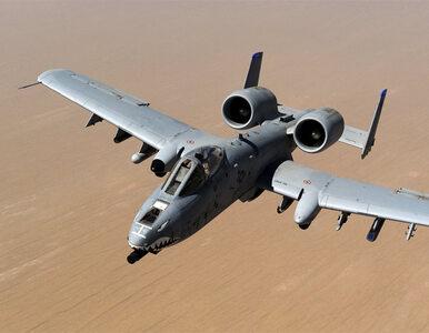 """Samoloty A-10 na opuszczonym polskim lotnisku. """"Warunki spartańskie"""""""