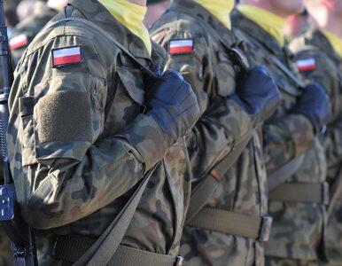Sasin: Nikt nie rozważa wysyłania gdzieś polskich żołnierzy
