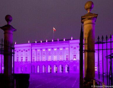 Fioletowy Pałac Prezydencki. To inicjatywa Agaty Kornhauser-Dudy
