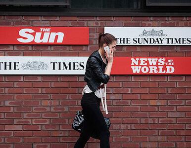 Największy brytyjski tygodnik znika przez skandal