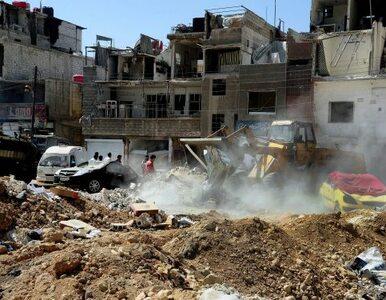 """UE zaostrza sankcje wobec Syrii. """"Tam wciąż leje się krew"""""""