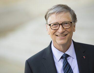 Bill Gates ostrzega przed zbyt wczesnym odmrożeniem gospodarki