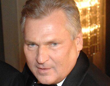 """Kwaśniewski: Współpraca wywiadu USA i Polski? To tajemnica """"cosmic top..."""