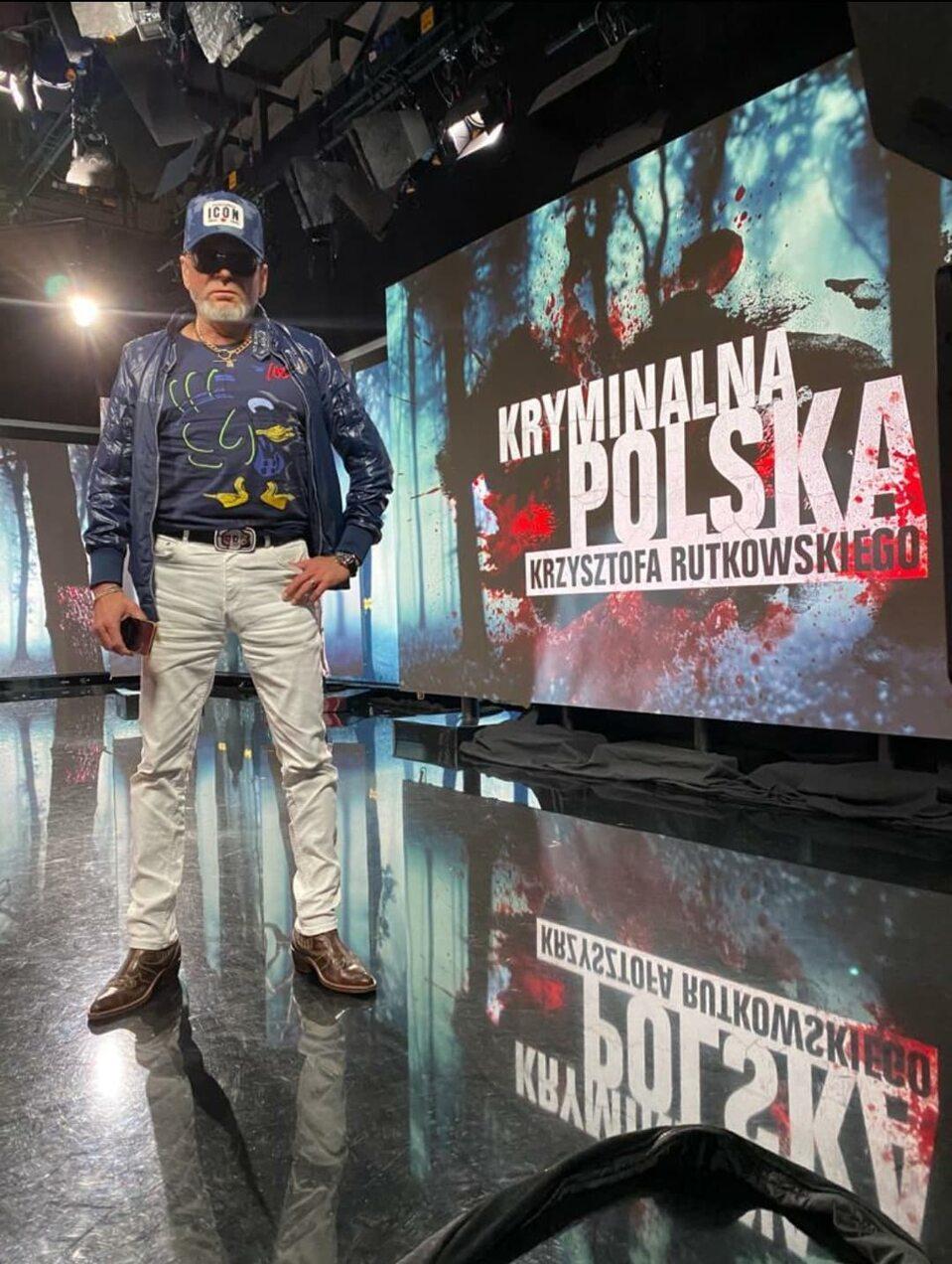 Krzysztof Rutkowski i jego nowy program w telewizji Superstacja