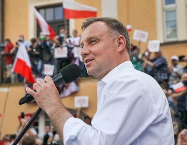 """""""Die Welt"""" reaguje na krytyczne słowa Andrzeja Dudy. """"To wydarzenie bez..."""