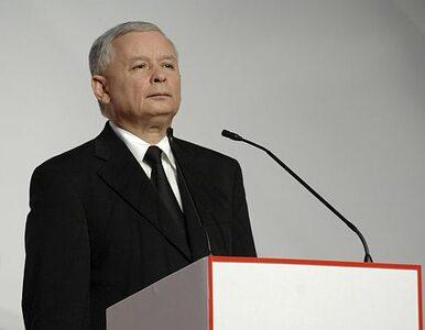 Kaczyński: w sprawie katastrofy istnieje odpowiedzialność polityczna