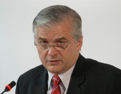 Cimoszewicz: Tusk nie ma dla mnie miejsca w rządzie