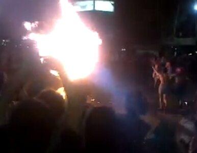 Feministki spaliły kukłę papieża Franciszka