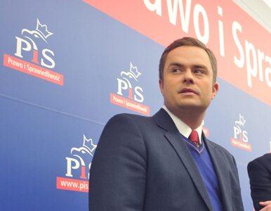 Girzyński o sprawie Hofmana: chodzi o 1200 złotych...