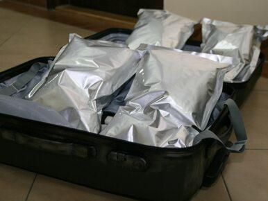 Wiózł z Holandii walizkę pełną narkotyków. 26-letni Polak niedawno...