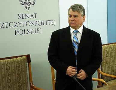 Europejscy senatorowie chwalą dwuizbowe parlamenty