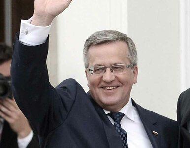 Komorowski: Nie będę kierował do Sejmu inicjatyw ustawodawczych