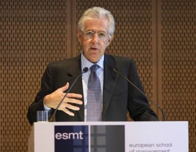 """Monti to zdrajca, a Berlusconi jest jak Mussolini"""