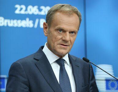 """Nie będzie postępowania ws. wpisu konsul o Tusku. """"Brak interesu..."""