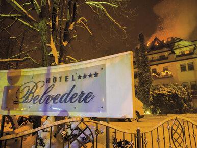 Zakopiański Belvedere z nakazem rozbiórki
