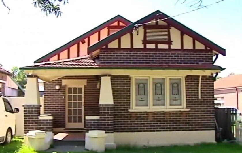 Dom na przedmieściach Ashbury