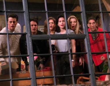"""Quiz z 20. odcinka serialu """"Przyjaciele"""". """"Ten ze złym ortodontą"""""""