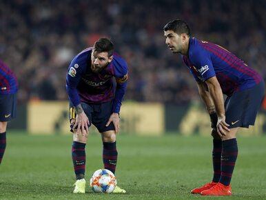 Liga Mistrzów. Lyon w formie podejmuje FC Barcelonę z zadyszką?...