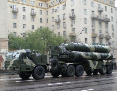 Rosja zbroi się na Krymie. Rozmieściła systemy rakietowe S-400