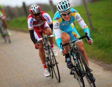 Znany kolarz nie pojedzie na olimpiadę. Przez doping