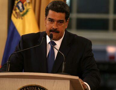 Maduro zamyka granicę z Brazylią. Nie chce, by do Wenezueli przybyła...