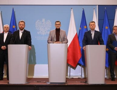 Morawiecki uspokaja ws. koronawirusa: Polacy są bezpieczni. Ewakuowani z...