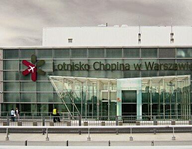 Coraz więcej pasażerów na lotnisku Chopina