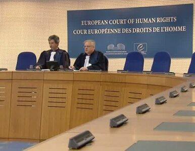 """""""Wyrok Trybunału w Strasburgu to rozczarowanie"""""""