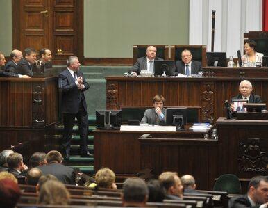 Żelichowski: Kaczyński przykrył Glińskiego tabletem