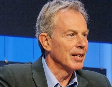 Tony Blair odwiedzał Kadafiego