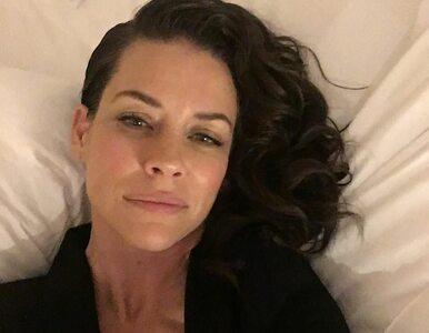 Evangeline Lilly ogoliła głowę na łyso. Fani nie są zachwyceni