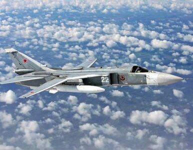 Rosyjski myśliwiec rozbił się pod Wołgogradem