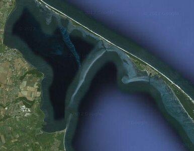 W Zatoce Gdańskiej pojawił się nowy ląd