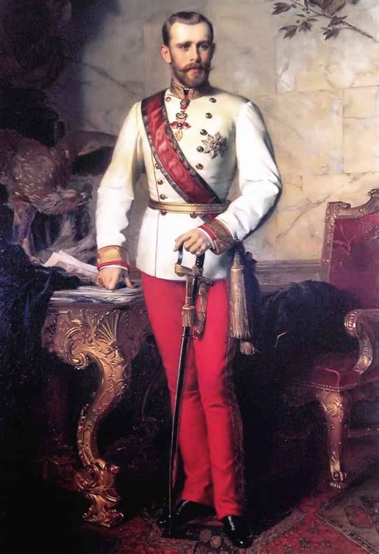 Arcyksiążę Rudolf Habsburg