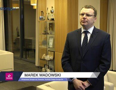 XVII Konferencja Izby Domów Maklerskich: Marek Wadowski, TAURON Polska...