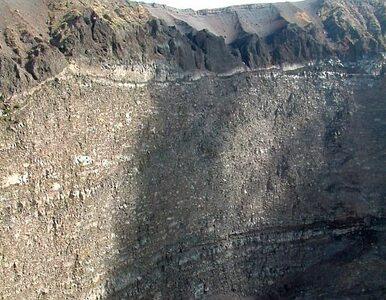 Włochy: spółdzielczy protest w kraterze Wezuwiusza