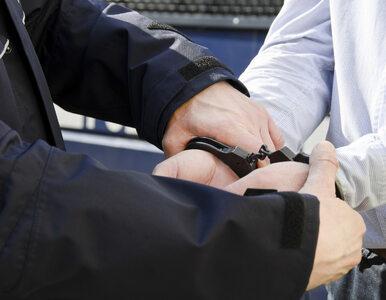Napadł na sześć banków. Policjanci złapali go w Łodzi