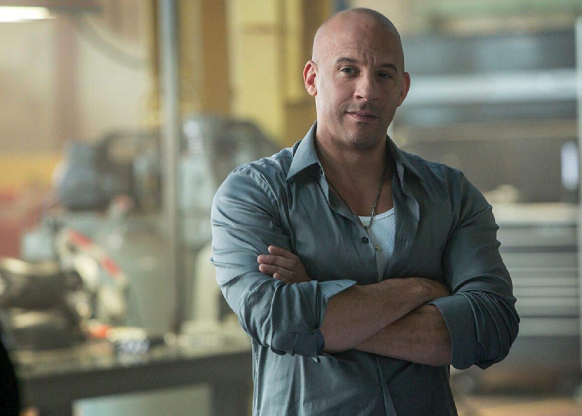 3. Vin Diesel, 54,5 miliona dolarów