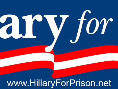 Hillary for Prison!