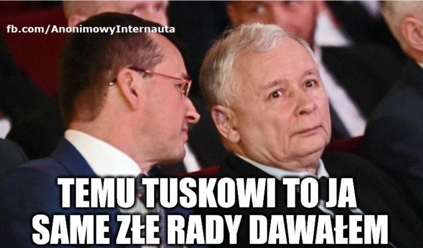 Memy po rekonstrukcji rządu