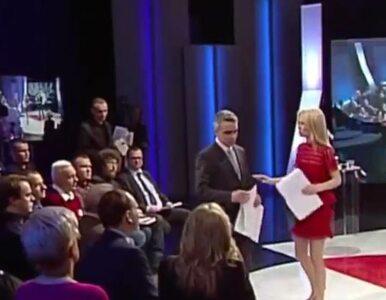 """Zwolennik Beaty Szydło rozpłakał się w programie TVP. """"Coście zrobili,..."""