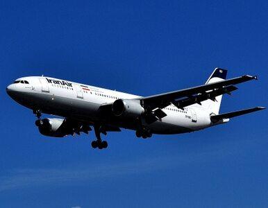 Katastrofa irańskiego samolotu. 70 osób zginęło