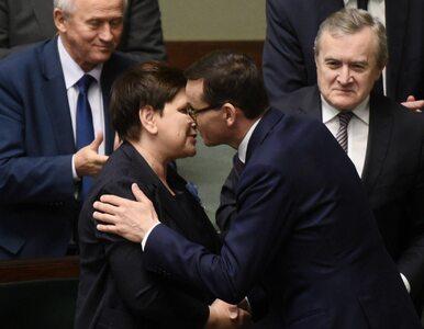 Sejm odrzucił wnioski o wotum nieufności wobec wicepremier Szydło i...
