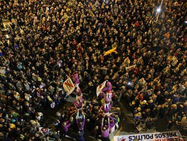Sąd osadził w areszcie katalońskich polityków. Starcia na ulicach...