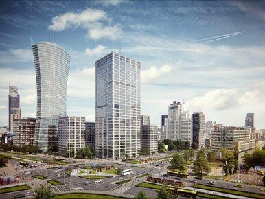CBRE: Prawie 5,5 mln m kw. biur w Warszawie