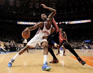 NBA: Anthony przywraca nadzieję drużynie New York Knicks