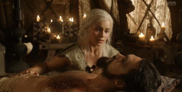 """Quiz ze zmarłymi. Rozpoznasz postać z """"Gry o tron"""" po jej ostatnich..."""