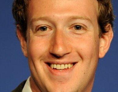 Zuckerberg :  Internet dla całego świata!