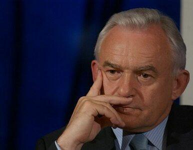 Joński nie będzie już rzecznikiem SLD? Miller: nie mogę przesądzić