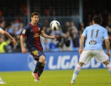 Kolejny rekord Messiego - strzelił każdemu